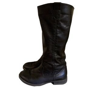 Kenneth Cole Leather Boots - Women's Size 7.5